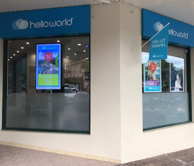 Helloworld Australia: Helloworld Travel Camden