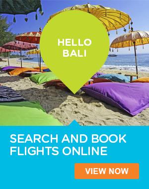 Book Cheap Flights to Bali