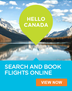 Book Cheap Flights to Canada