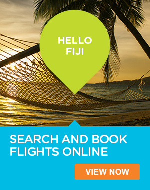 Book Cheap Flights to Fiji