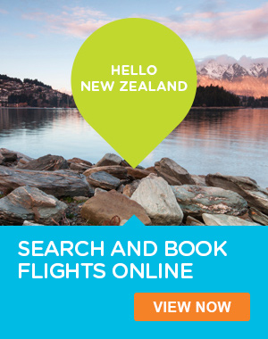 Book Cheap Flights to NZ