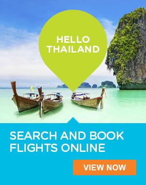 Book Cheap Flights to Thailand