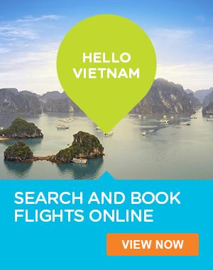 Book Cheap Flights to Vietnam