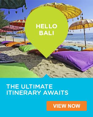 Bali Ultimate Itinerary