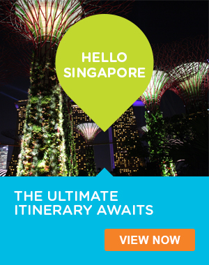 Singapore Ultimate Itinerary