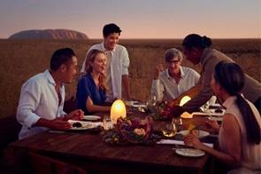 Tali Wiru Dining Uluru