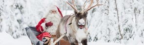 Christmas-In-Finnish-Lapland